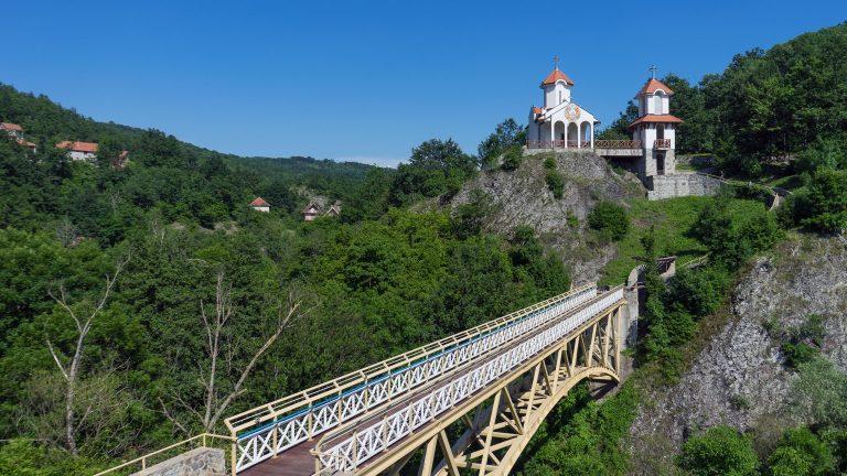 Garetov Konak - Spa i wellness vila - Prolom Banja - Priroda
